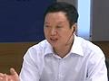 省工商局党组书记局长董光峰谈招商