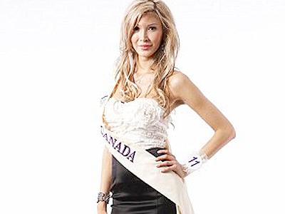 加拿大变性佳丽获准评选环球小姐