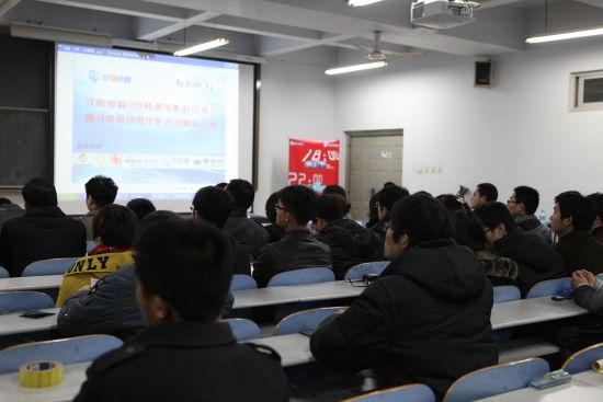 河南9频道经典大片 原创微电影走进郑州轻院