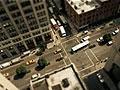 35000张移轴摄影照片展现纽约的一天