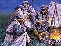 红军长征中草地上的感人事迹《金色的鱼钩》