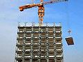 中国建楼神速15天30层楼可抗9级地震
