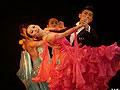 野性美女国际标准舞挑战中国流行音乐