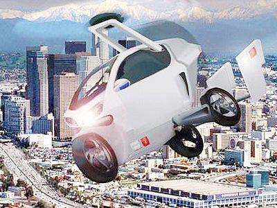 交通拥堵成城市发展瓶颈 空中汽车应运而生