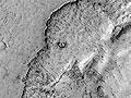 美宇航局公布火星熔岩照片 酷似大象头部