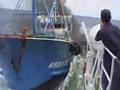 疑似中日钓鱼岛海域撞船完整版录像曝光