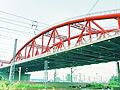 2011年11月6日起郑州彩虹桥限高再降半米
