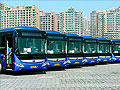郑州加快基础设施建设打造公交都市
