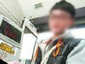 郑州小伙坐公交为逃票 口技模仿刷卡声