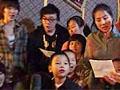 my radio主持人与郑州福利院孩子同唱《永远的画面》