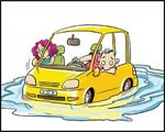 雨季车身漆面护理方法