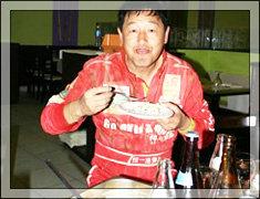 2009年第30届拉力赛艰苦卢宁军饥饿难耐