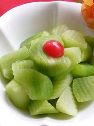 黄瓜西红柿不能一起吃?(组图)