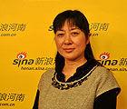 新浪河南专访郑州人民医院儿科主任庄探月
