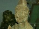 新郑清凉寺里惊现石像