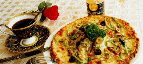 美食城披萨发源地