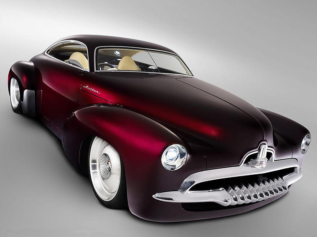 旧到极致的拉风复古版本的经典车型