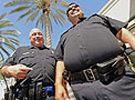 美国惩罚胖警察有妙招