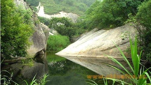 河南洛阳西鼎风景区