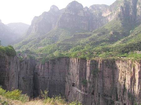 郭亮 河南新乡旅游景点