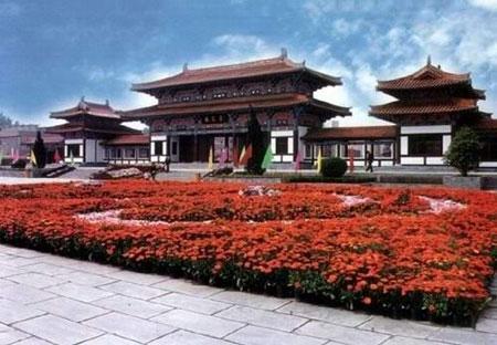 皇家园林的造园风格洛阳中国国花园