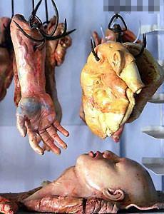 人体残肢面包店:色即是空 空即是色(图) _新浪河