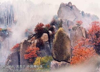 驻马店碴岈山旅游景点:观云峰; 嵖岈山美景;; 碴岈山风景名胜区