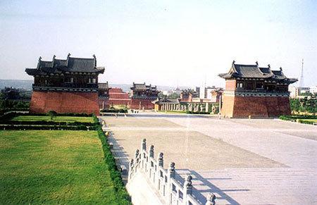 郑州附近免费旅游景点_2018河南免费的33个景点