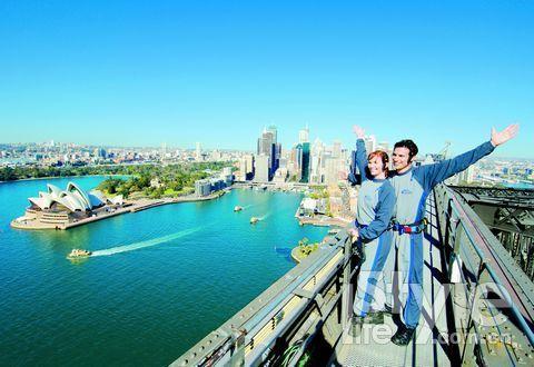 世界上最大的拱桥-七彩情缘找寻最佳恋爱场景 悉尼浪漫游攻略