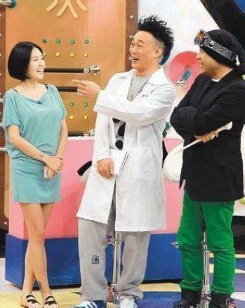 陈奕迅上康熙来了。