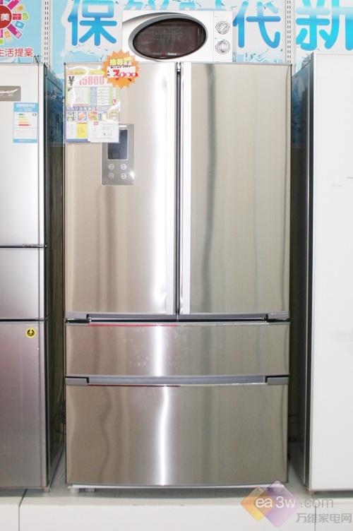 新飞冰箱内部结构图解