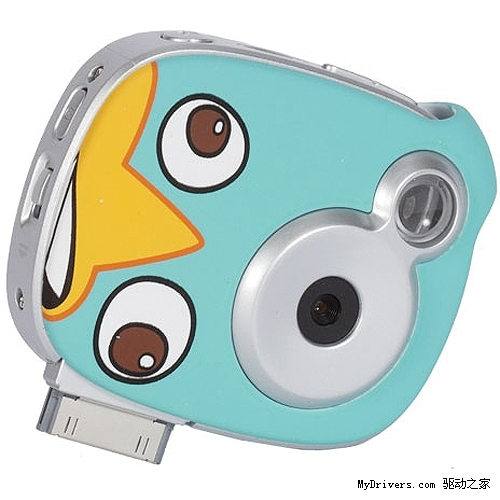 迪斯尼卡通iPad数码相机来了