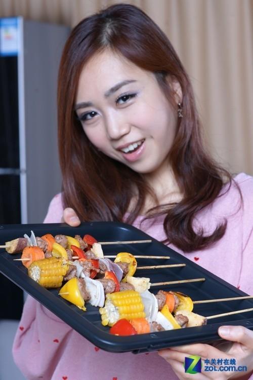 清蒸鱼bbq三明治 美少妇手把手教你做大餐