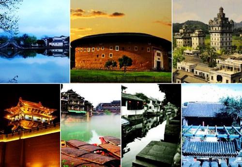震撼心灵之美一生必游的中国最美民居
