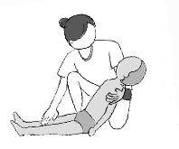 注意保暖 按摩四肢
