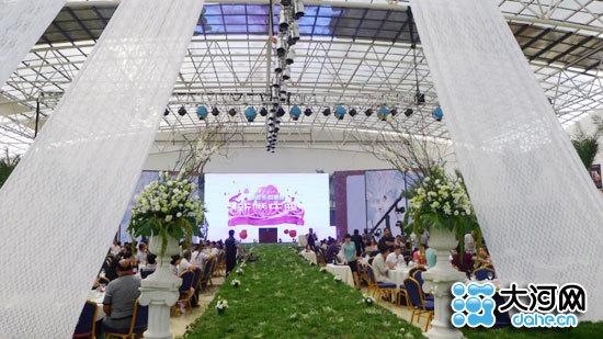 奢华的婚礼现场