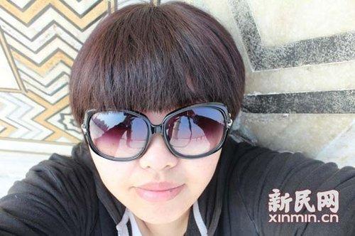 上海女孩金玲
