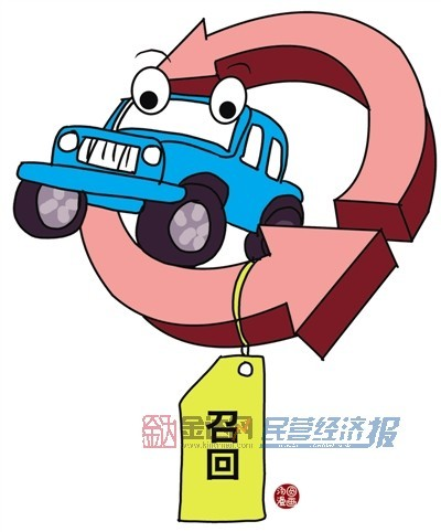 缺陷汽车产品召回管理条例发布(图)