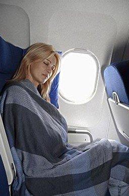 飞机上的注意事项