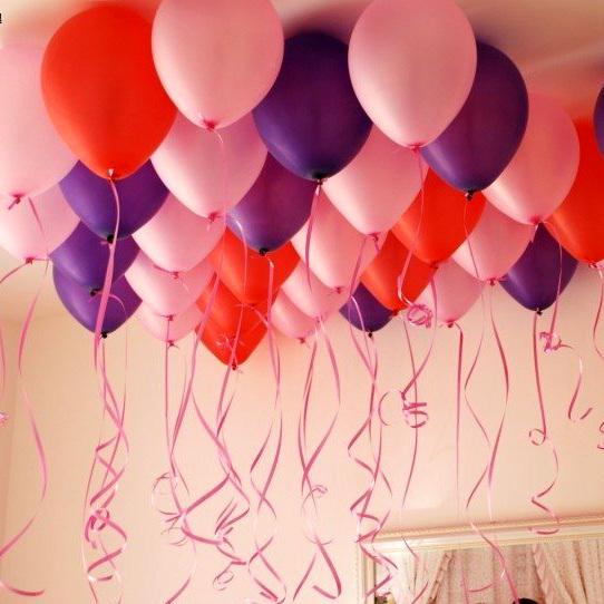 婚礼场地气球布置法 唯美又经济装扮婚礼