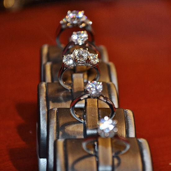 璀璨的钻石