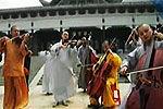 天台寺禅乐团爆红网络 方丈毕业于武汉音乐学院