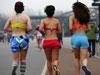 北京民众光猪跑