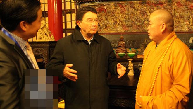 联合国世界旅游组织秘书长参访少林寺