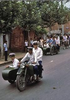 1983年郑州严打游街示众