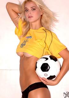 2012欧洲杯最美女球迷