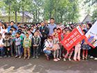 儿童福利院爱心捐赠活动