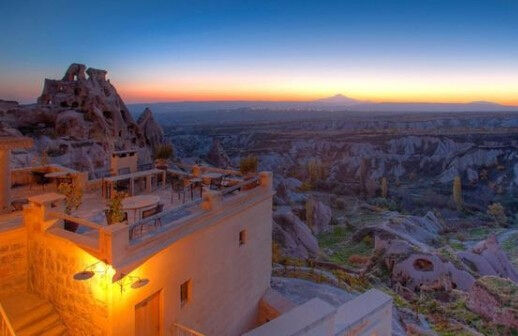 土耳其——Argos In Cappadocia