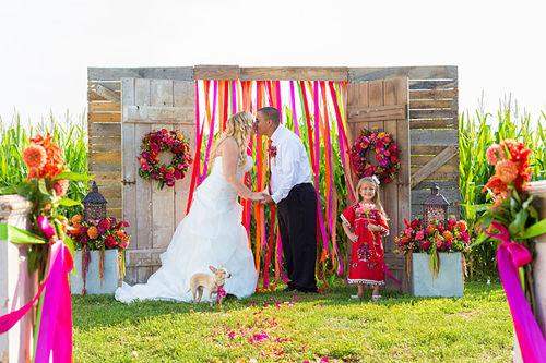 最有创意的婚礼小点子 嗨翻你的婚礼(图文)