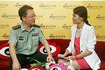 新浪河南专访郑州市消防支队副支队长屈震